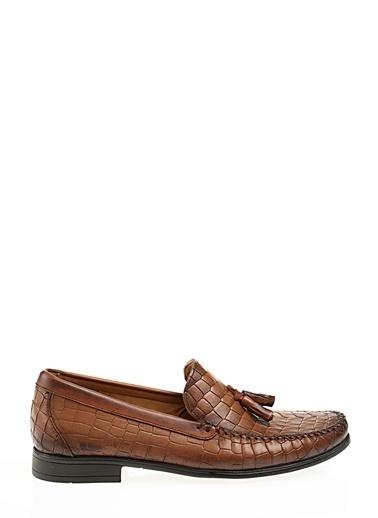 Hammer Jack Loafer Ayakkabı Taba